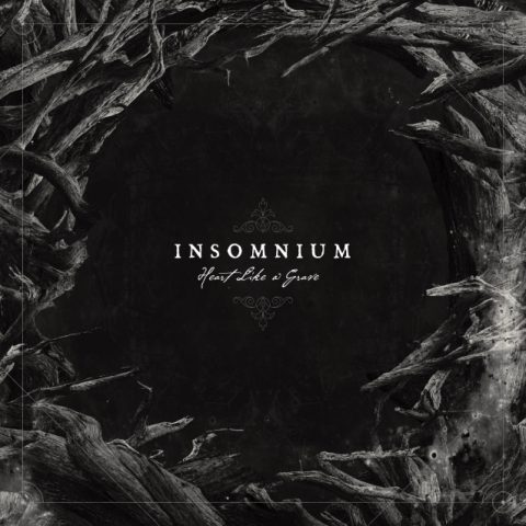 Insomnium - Heart Like A Grave - Album Cover