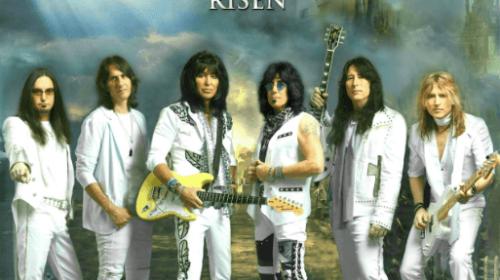 Angel - Rise - Album Cover