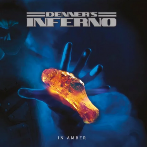 Denner's Inferno - In Amber - Album Cover