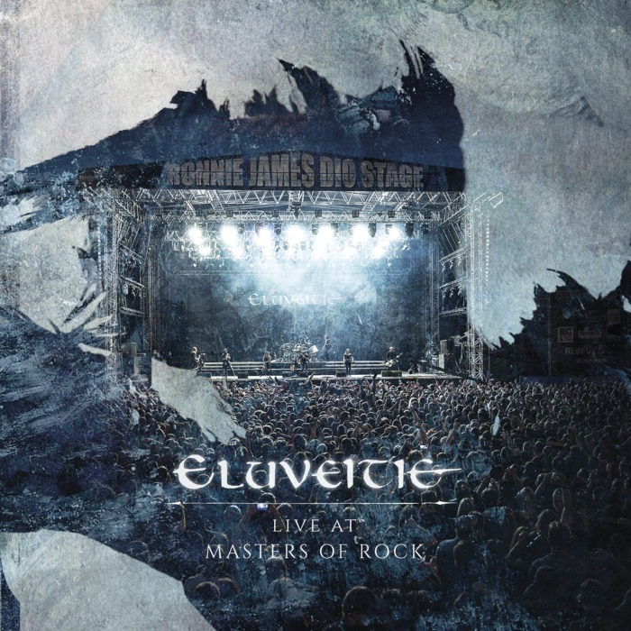 Eluveitie - Live At Masters Of Rock - Album Cover