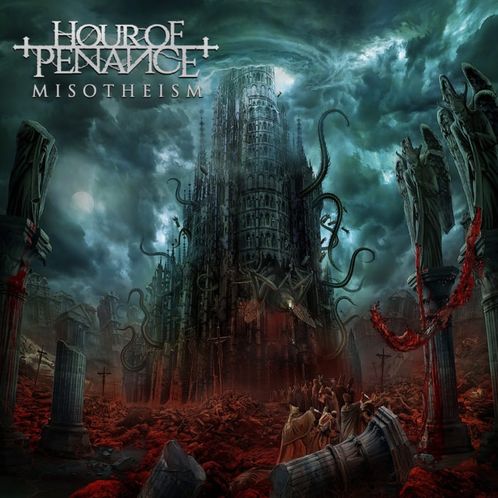 Hour Of Penance - Misotheism - Album Cover