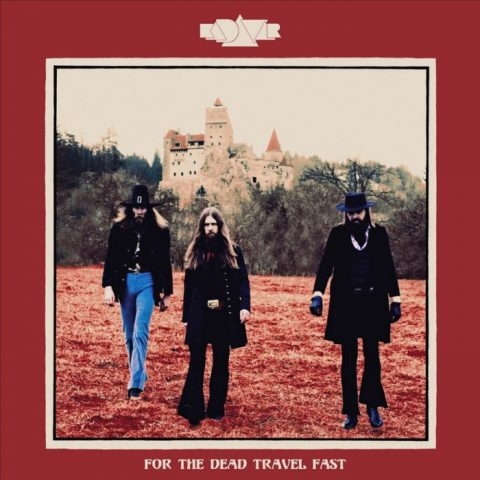 Kadavar - For The Dead Travel Fast - Album Cover