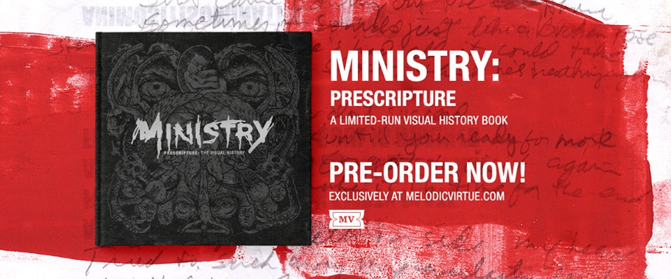 Ministry - Ministry Prescripture - Book Cover