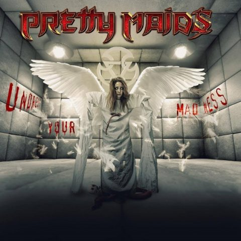 Pretty Maids - Undress Your Madness - Album Cover