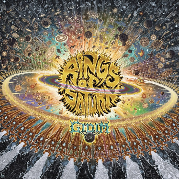 Rings Of Saturn - Gidim - Album Cover
