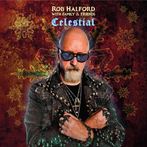 Rob Halford - Rob Halford With Family Friends Celestial - Album Cover