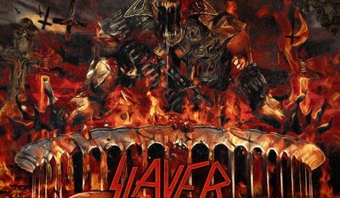 Slayer - The Repentless Killogy Live At The Forum In Inglewood CA - Album Cover