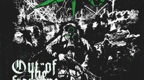 Sodom - Out Of The Frontline Trench - EP Cover