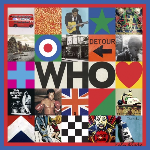 The Who - Who - Album Cover