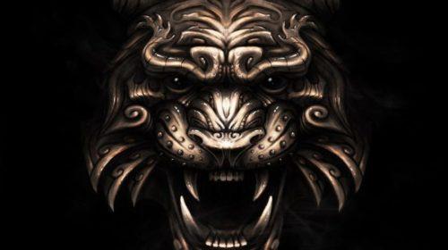 Tygers Of Pan Tang - Ritual - Album Cover