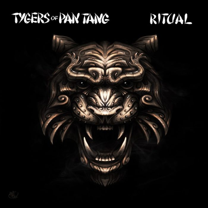 Tygers Of Pan Tang - Ritual - Album Cover