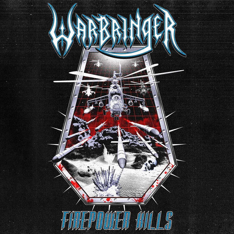 Warbringer - Firepower Kills - Single Cover
