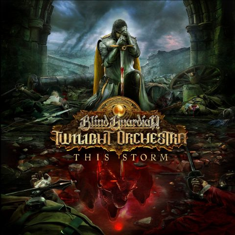 Blind Guardian Twilight Orchestra - This Storm - Single Cover