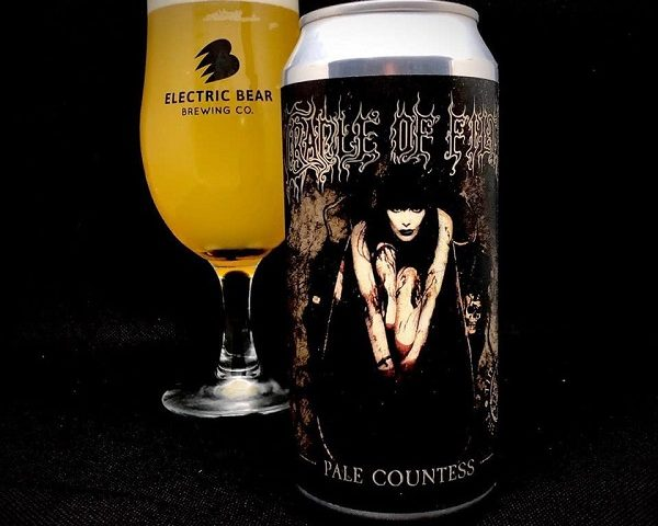 Cradle Of Filth - Pale Countess - Beer Cover