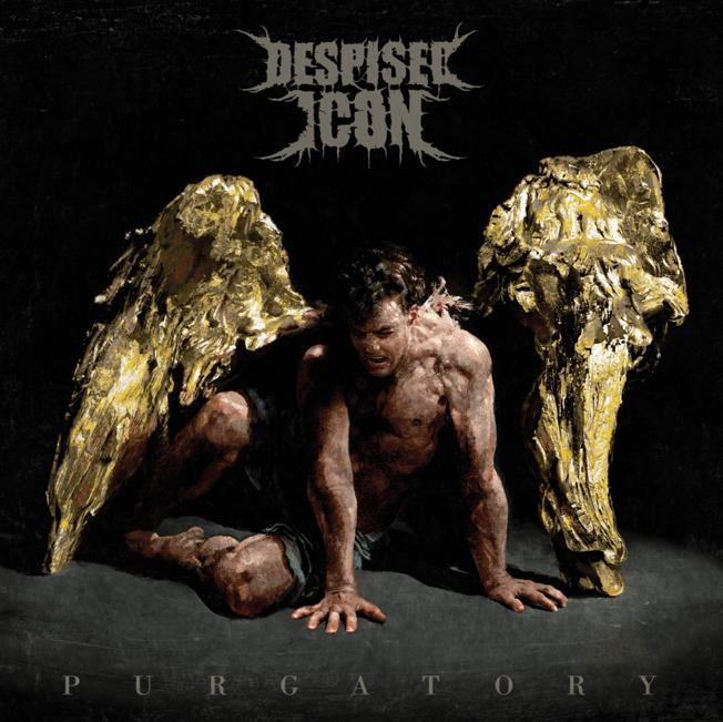 Despised Icon - Purgatory - Album Cover