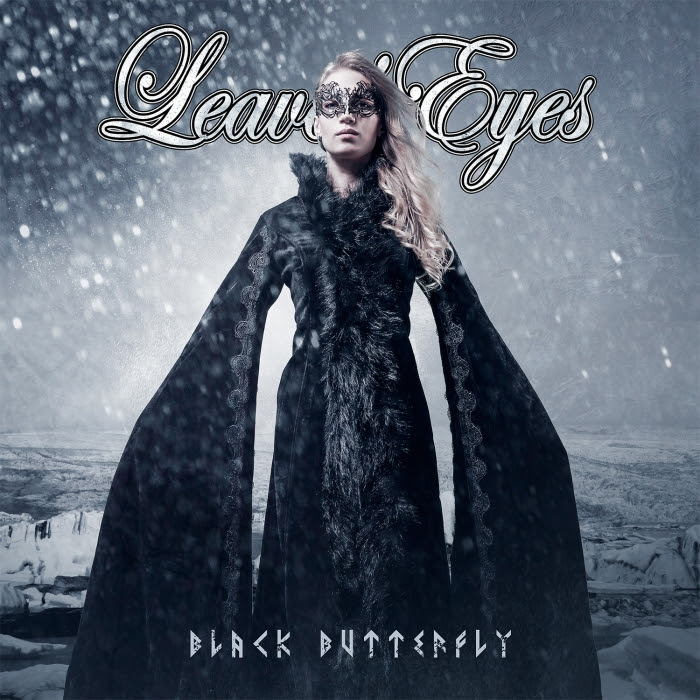 Leaves Eyes - Black Butterfly - EP Cover