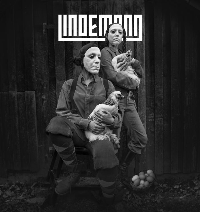 Lindemann - F & R - Album Cover