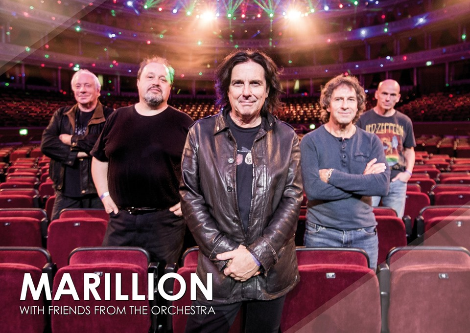 Marillion With Friends For The Orchestra