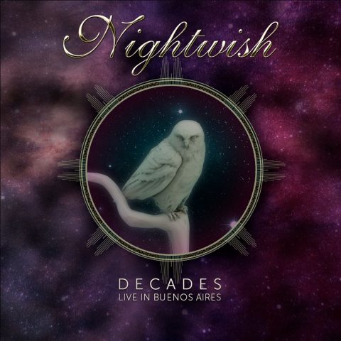 Nightwish - Decades Live In Buenos Aires - Bluray- CD - Cover