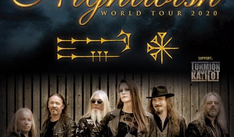 Nightwish - Lorenzini District - World Tour 2020 - Promo