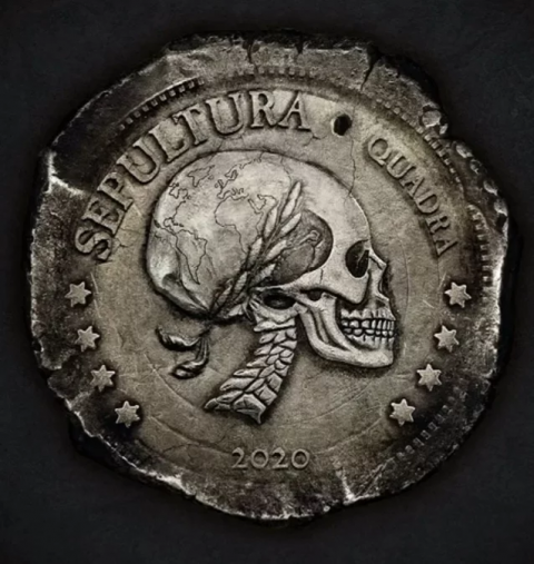 Sepultura - Quadra - Album Cover