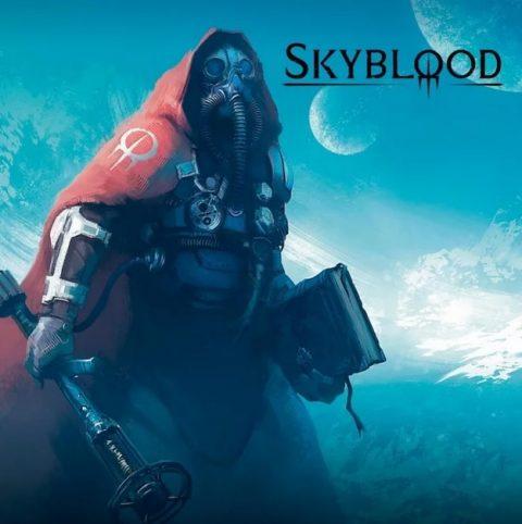 Skyblood - Skyblood - Album Cover