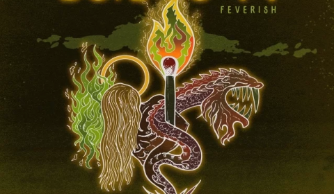 Soilwork - Feverish - Single Cover