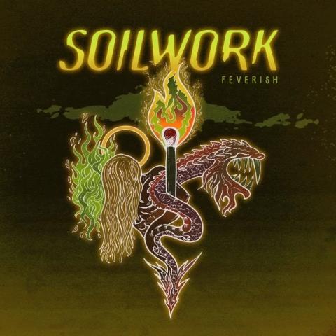 Soilwork - Feverish - Single Cover