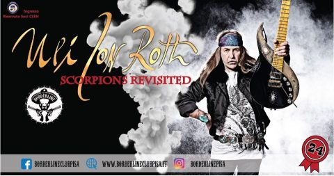 Uli Jon Roth - Scorpions Revisited - Tour 2019 - Promo