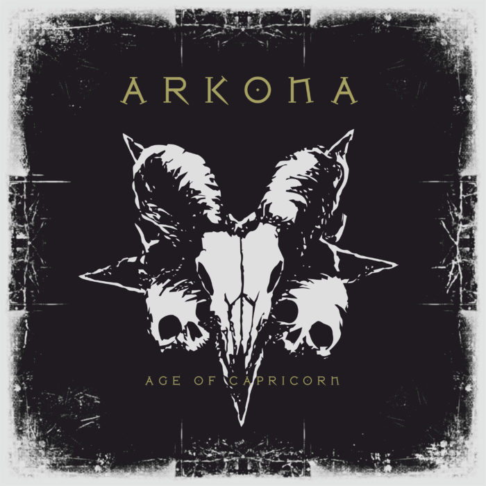 Arkona - Age Of Capricorn - Album Cover