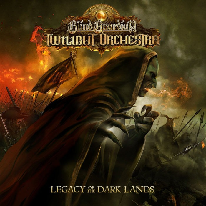 Blind Guardian Twilight Orchestra - Legacy Of The Dark Lands - Album Cover