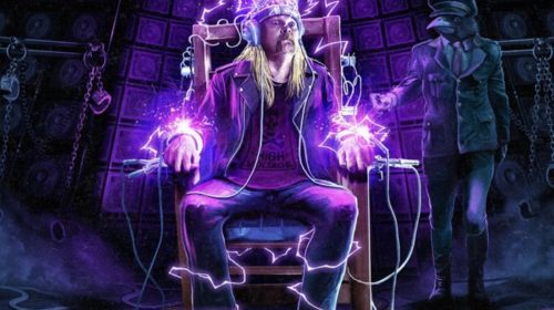 Jorn Lande - Heavy Rock Radio II - Album Cover