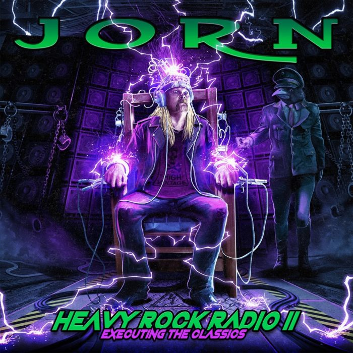 Jorn Lande Heavy Rock Radio II - Album Cover