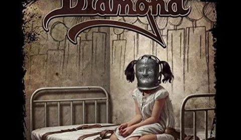 King Diamond - Masquerade Of Madness - Single Cover