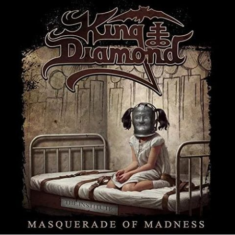 King Diamond - Masquerade Of Madness - Single Cover