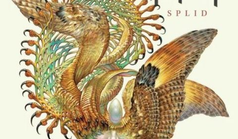 Kvelertak - Splid - Album Cover