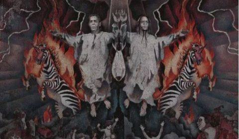 Lindemann - F - M - Album Cover