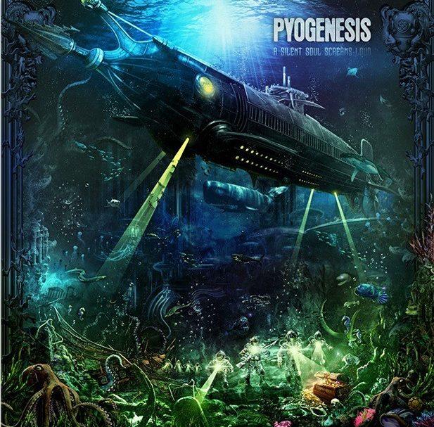 Pyogenesis - A Silent Soul Screams Loud - Album Cover