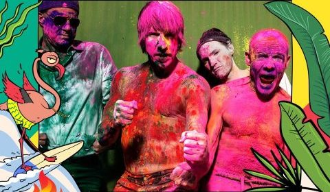 Red Hot Chili Peppers - Firenze Rocks 2020 - Promo