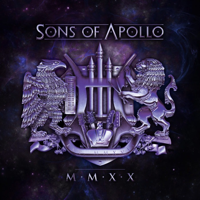 Sons Of Apollo - MMXX - Album Cover
