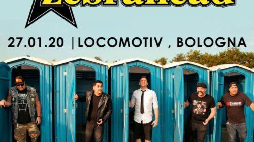 Zebrahead - Locomotive Club - tour 2020 - Promo