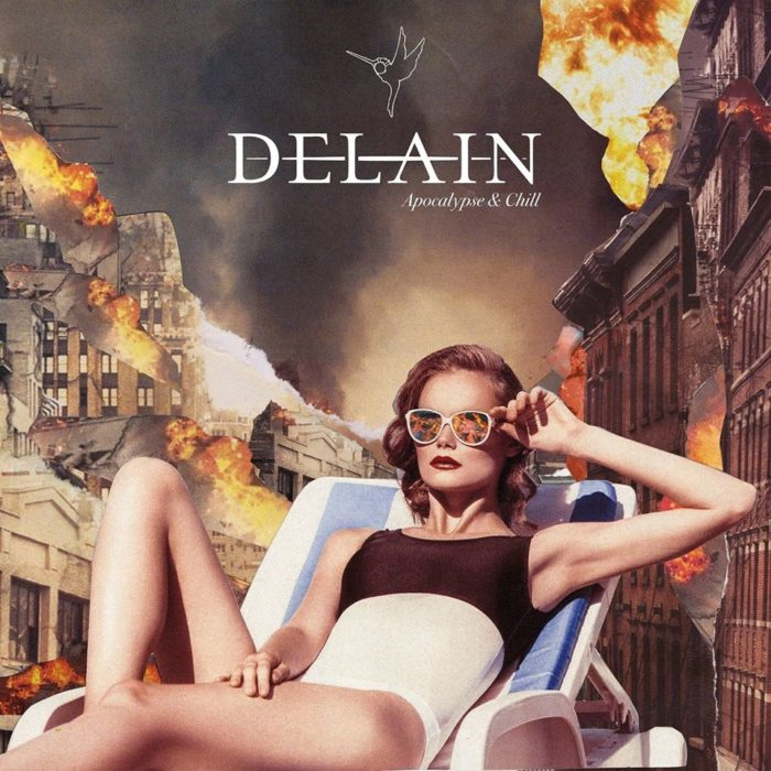 Delain - Apocalypse & Chill - Album Cover