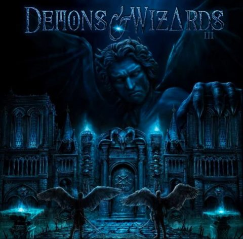 Demons & Wizards - III - Album Cover