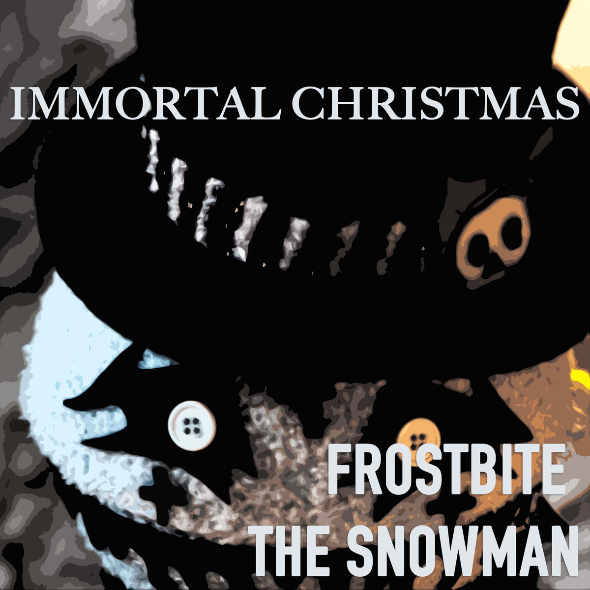 Immortal - Frosty The Snowman - Single Cover