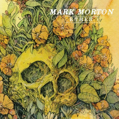Mark Morton - Ether - EP Cover