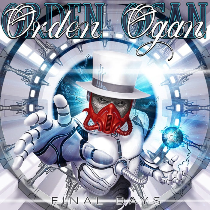 Orden Ogan - Final Days - Album Cover