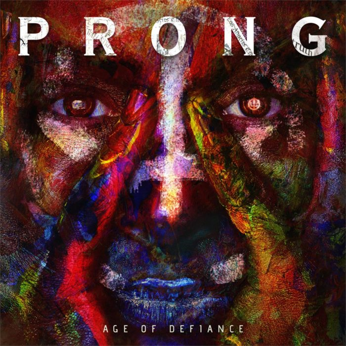 Prong - Age Of Defiance - EP Cover