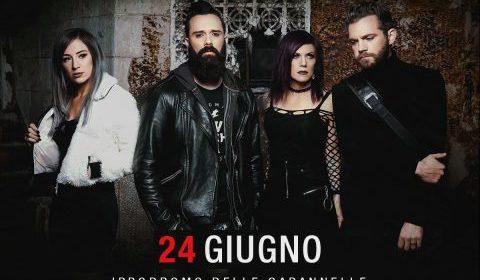 Skillet - Rock In Roma - Ippodromo Delle Capannelle - Tour 2020 - Promo
