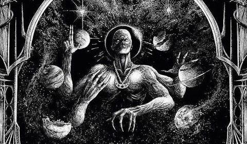 The Acacia Strain - It Comes In Waves - ALbum Cover