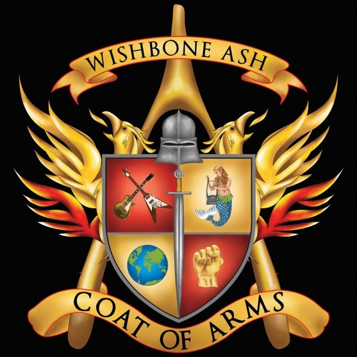 Wishbone Ash - Coat Of Arms - Album Cover